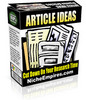 Thumbnail Cut Down On Your Research Time For Writing Articles