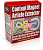 Thumbnail Content Magnet - Article Extractor