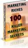 Thumbnail Marketing Riches 100 Killer Marketing Secrets