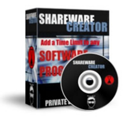 Product picture Shareware Creator