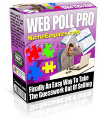 Product picture Web Poll Pro