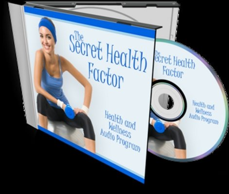 Product picture The Secret Health Factor