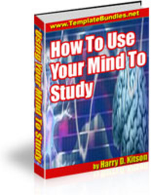 Product picture How To Use Your Mind For Study