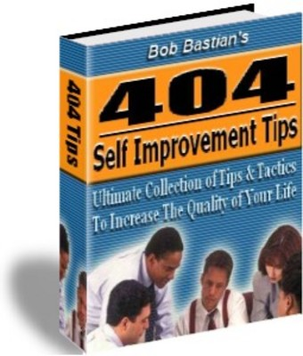 Product picture 404 Self Improvement Tips