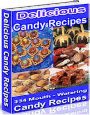 Product picture Delicious Candy Recipes