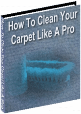 Product picture Carpet Cleaning Tips