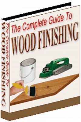 Product picture Wood Finishing