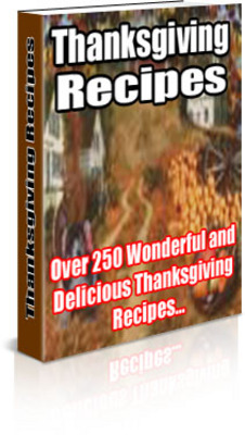 Product picture Thanksgiving Recipes