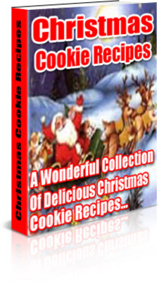 Product picture Christmas Recipes Cookbook