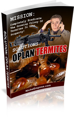 Product picture Get Rid OFF Termites !
