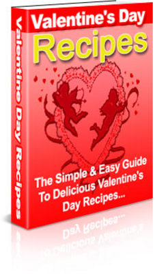 Product picture Valentines Recipes