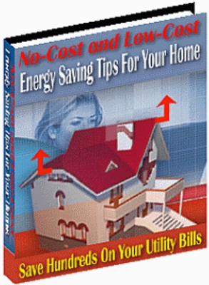 Product picture No Cost And Low Cost Energy Saving Tips